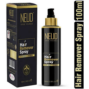 NEUD Hair Remover Spray for Men and Women (100ml)