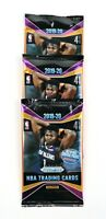 2019-20 Panini Prizm NBA Basketball Retail 3 pack Lot from sealed box