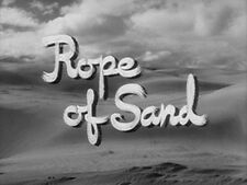 ROPE OF SAND, 1949, Burt Lancaster, Peter Lorre 'Film-Noir': Region 2: DVD-R