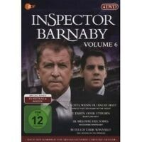 INSPECTOR BARNABY - VOL.6 4 DVD NEU