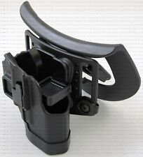 New! Blackhawk SERPA CQC Holster Glock 26/27/33, Matte Black, Right #410501BK-R