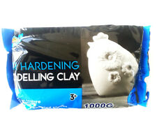 Assorted Air Modelling Clay AIR DRY CLAY White Terracotta Craft Art Supplier