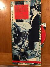 ELVIS PRESLEY ‎– If Every Day Was Like Christmas CD w/ 3D Pop Up Scene 1994 Vtg