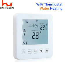 HY08WE-4 WiFi Thermostat Water Heating Digital Smart LCD Control APP Underfloor