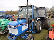 Ford 1120 - 2120 Tractors Workshop Manual