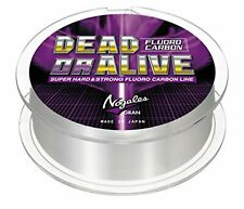 New listing GRAN Nogales DEAD or ALIVE Fluoro Carbon Line 150m 10lb NIP F/S w/Tracking# NEW