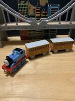 Diecast Annie and Clarabel for Thomas and Friends Take N Play or Take Along