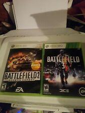 Battlefield 2 And Battlefield 3 Xbox 360