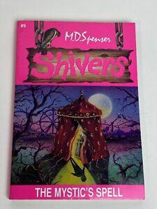 Vintage SHIVERS The Mystic's Spell M.D. Spenser 1996 YA Thriller Paperback Book