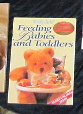 Family Circle Feeding Toddlers & Babies