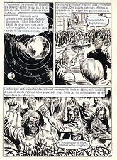 BOIX/MARIN : ATTAQUE SUB-TERRESTRE  ANTICIPATION AREDIT  PAGE 127