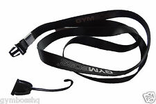 LANYARD GYMBOSS INTERVAL TIMER & STOPWATCH LANYARD QUICK RELEASE FROM GYMBOSS HQ
