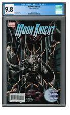 Moon Knight #20 (2008) Key Issue/ Reprints 1st Appearance & Origin CGC 9.8 JZ327