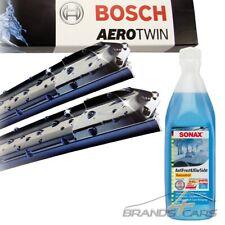 BOSCH AEROTWIN A297S SCHEIBENWISCHER+SONAX ANTI-FROST REINIGER FÜR AUDI A4 8K B8
