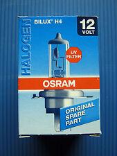 4 Stück- H4 OSRAM HALOGEN Scheinwerferlampe 12V 60/55W ( Sockel P43t )  # 64193