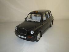 "Sun Star  TX1  London  Taxi  Cab  ""1998""  (schwarz)  1:18  ohne Verpackung !"