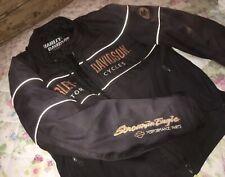Harley Davidson SCREAMIN EAGLE Racing Jacke Windbraker Jacket Gr. L