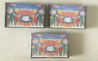 Readers Digest The Great Romantic Piano Classics 1-3 Cassette Audio Tapes