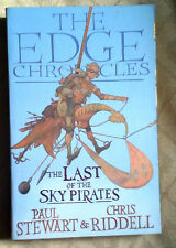 The Edge Chronicles 7: The Last of the Sky Pirates:..., Riddell, Chris Paperback