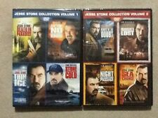 Jesse Stone Movie Colletion (Benefit of the Doubt, Night Passage, Thin ice) NEW