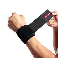 Kuangmi Wrist Wrap Bandage Support Adjustable Elbow Wrist Brace Guard Wrist Band