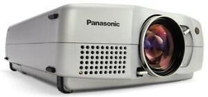 Panasonic PT-L711U LCD Projector