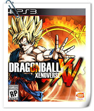 PS3 Dragon Ball Xenoverse DBZ SONY PlayStation Fighting Namco Bandai Games