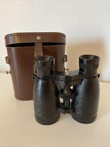Vintage Vislander Prismex x40 Binoculars - Made in Germany