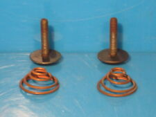 ZENITH RADIO PARTS ORIGINAL CHASSIS SPRINGS   ( 2 )