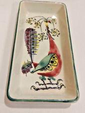 ROYAL COPENHAGEN TENERA Bird Tray by Inge Lise-Kofoed