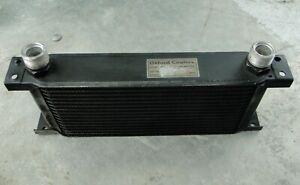 Jaguar XJ6 Vanden Plas 4.2 Engine Oil Cooler Oxford OEM 1980-87 GENUINE CAC4540