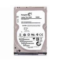 "Seagate Laptop SSHD 500GB 2.5"" SATA Hybrid Hard Drive 5400RPM 64MB 8GB Flash"