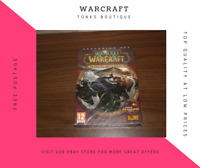 World of Warcraft - World of Warcraft - Mists of Pandaria New and Sealed PC CD