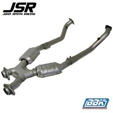 96-98 Mustang GT BBK Performance High Flow X-Pipe with Catalytic Converters