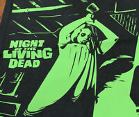 Night Of The Living Dead Bag Black & Green NWOT Lootcrate Horror Zombies LOOK