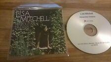CD Pop Lisa Mitchell - Neopolitan Dreams (1 Song) Promo SONY MUSIC