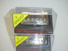 DIMARZIO DP103 & DP223 PAF 36th Anniversay Guitar Pickup SET NICKEL F-SPACED