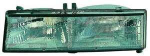 1989 1990 1991 Fits For PT Grand Am Headlight Left Driver Side