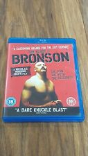 Bronson (Tom Hardy) - Blu-Ray - Excellent condition - Free P&P