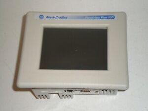 Allen Bradley 2711P-T6C20D Ser B PanelView Plus 600 HMI Touchscreen Free Ship