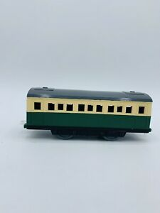 Green Express Passenger Coach Thomas & Friends For Trackmaster Sets Cargo Car