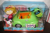 😍New and Sealed! Vintage 2001 RUGRATS ANGELICA'S R/C CHATMOBILE Car Nickelodeon