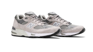 New Balance M991GL Grey White DS Mens All Sizes Ready To Ship