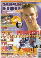 Super Foot Mag 2005 #14 Panini Ronaldinho Heinze