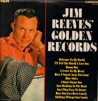 Jim Reeves(Vinyl LP)Golden Records-RCA-CDS 1145-UK-VG/VG
