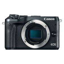 Canon EOS M6 Mirrorless 24.2MP Digital Camera Body Black