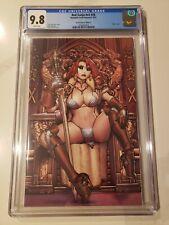Red Sonja 28 Ryan Kinnaird virgin variant CGC 9.8 Boom Studios 616 Comics