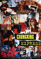 CHUNGKING EXPRESS Classic 90's Vintage Movie Poster - Wall Film Art Print