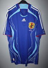 JAPAN NATIONAL TEAM 2006 2007 FOOTBALL SHIRT JERSEY ADIDAS SIZE L