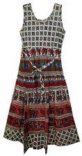 Indian Dress Cotton Retro Women Ehs Hippy Vestir Boho Retro Ethnic Vintage Blusa
